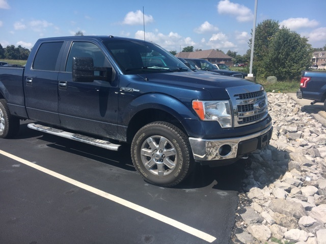 2014 F-150 Super Cab 4x4, Pickup #KF57641T - photo 6