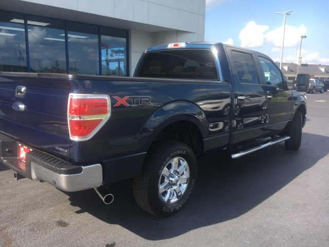 2014 F-150 Super Cab 4x4, Pickup #KF57641T - photo 2