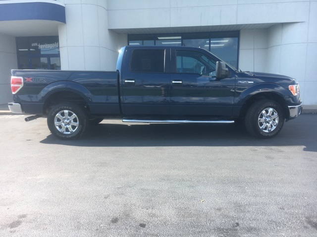 2014 F-150 Super Cab 4x4, Pickup #KF57641T - photo 12