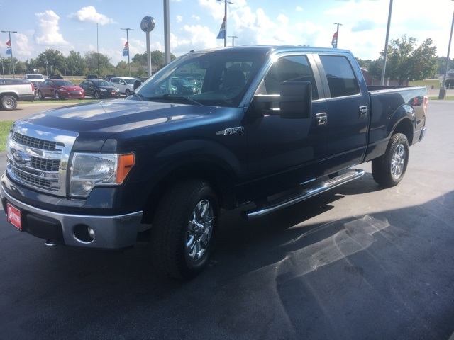 2014 F-150 Super Cab 4x4, Pickup #KF57641T - photo 4