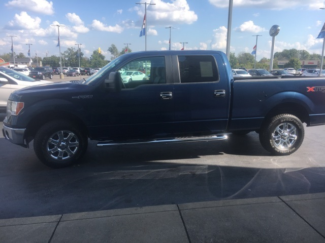 2014 F-150 Super Cab 4x4, Pickup #KF57641T - photo 7