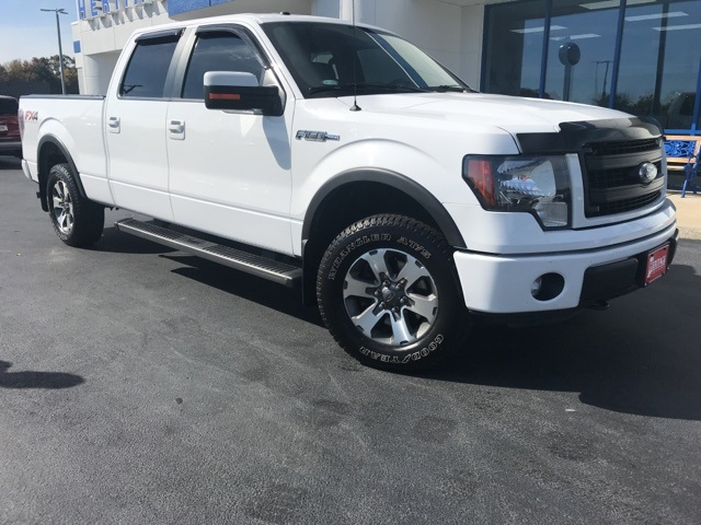 2014 F-150 Super Cab 4x4 Pickup #KF58729A - photo 7