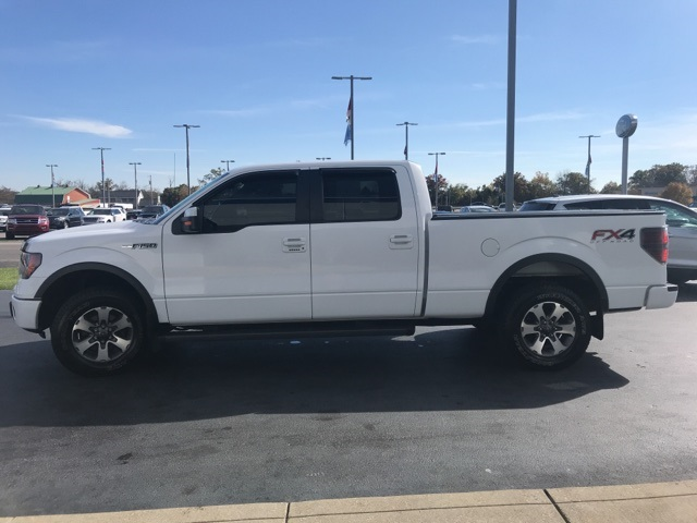 2014 F-150 Super Cab 4x4 Pickup #KF58729A - photo 10