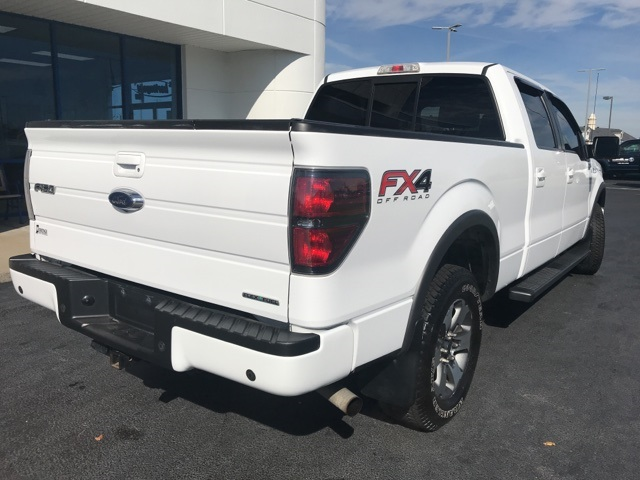 2014 F-150 Super Cab 4x4 Pickup #KF58729A - photo 2