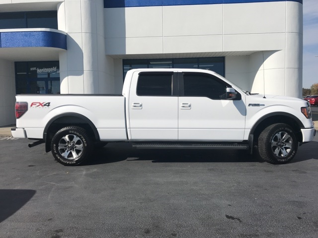 2014 F-150 Super Cab 4x4 Pickup #KF58729A - photo 6