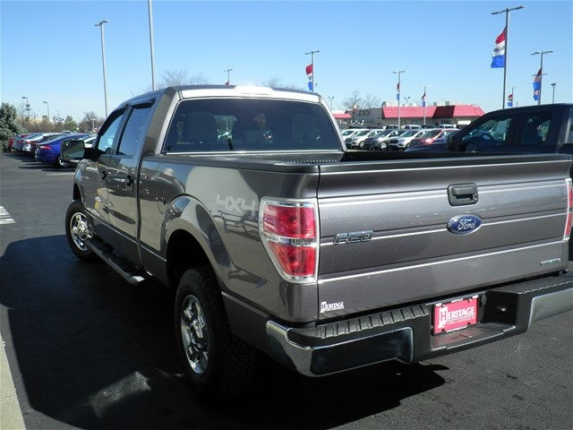 2014 F-150 SuperCrew Cab 4x4, Pickup #KF64771A - photo 2