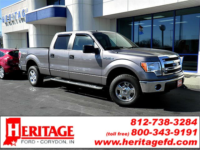 2014 F-150 SuperCrew Cab 4x4, Pickup #KF64771A - photo 46