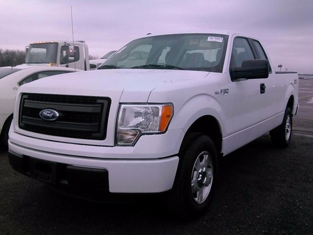 2014 F-150 Super Cab, Pickup #KF96669A - photo 5