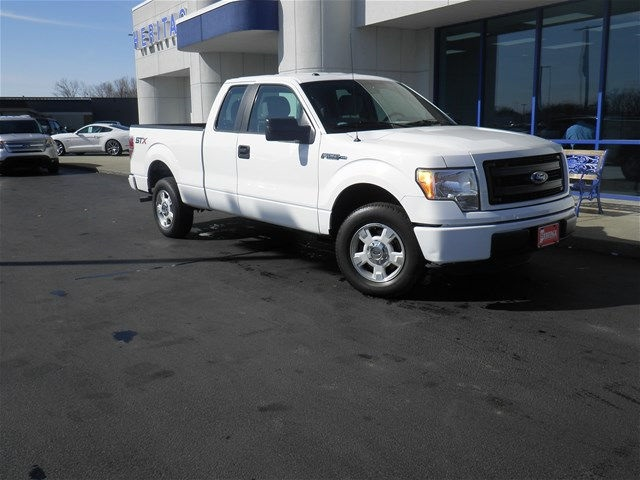 2014 F-150 Super Cab, Pickup #KF96669A - photo 3
