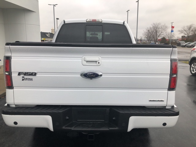 2014 F-150 Super Cab 4x4 Pickup #KF97973P - photo 6