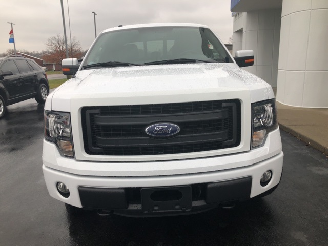 2014 F-150 Super Cab 4x4 Pickup #KF97973P - photo 4