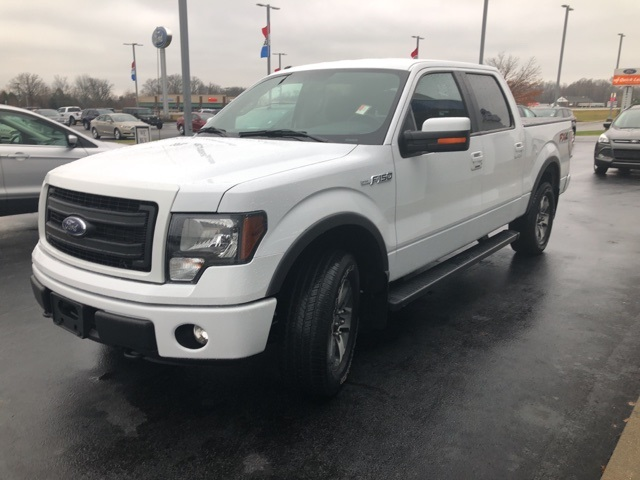 2014 F-150 Super Cab 4x4 Pickup #KF97973P - photo 5