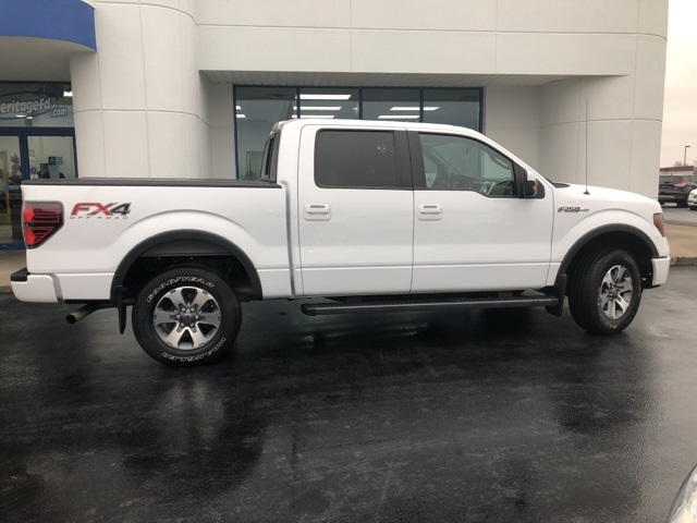 2014 F-150 Super Cab 4x4 Pickup #KF97973P - photo 7