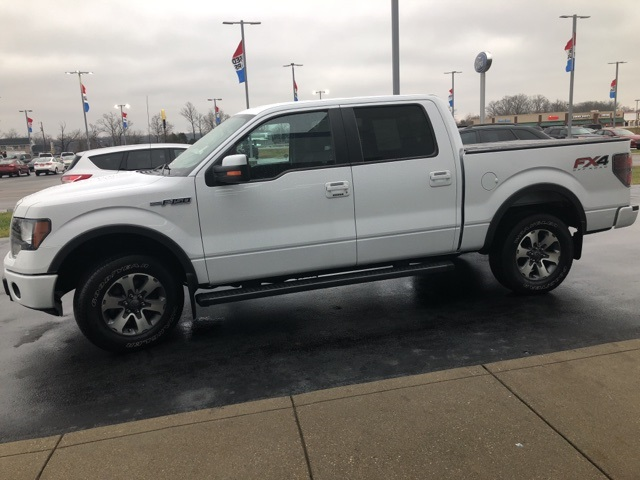 2014 F-150 Super Cab 4x4 Pickup #KF97973P - photo 8