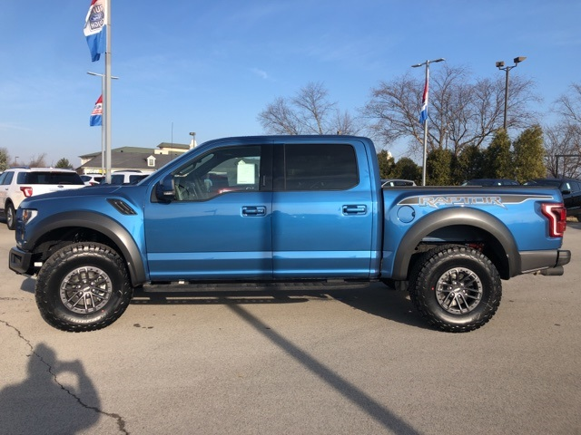 2019 F-150 SuperCrew Cab 4x4,  Pickup #KFA11734 - photo 5