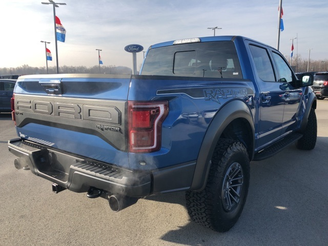 2019 F-150 SuperCrew Cab 4x4,  Pickup #KFA11734 - photo 2