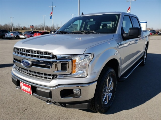 2019 F-150 SuperCrew Cab 4x4,  Pickup #KFA33278 - photo 4