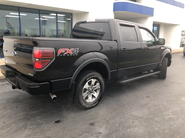 2014 F-150 Super Cab 4x4 Pickup #KG13545P - photo 2