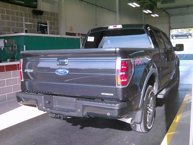 2014 F-150 Super Cab 4x4 Pickup #KG13545P - photo 4