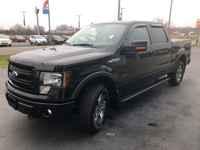 2014 F-150 Super Cab 4x4 Pickup #KG13545P - photo 8