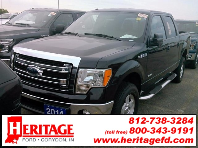 2014 F-150 Super Cab 4x4, Pickup #KG13806A - photo 4