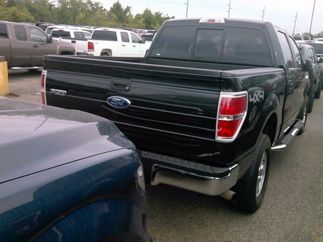 2014 F-150 Super Cab 4x4, Pickup #KG13806A - photo 7