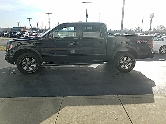 2014 F-150 Super Cab 4x4 Pickup #KG14116P - photo 7