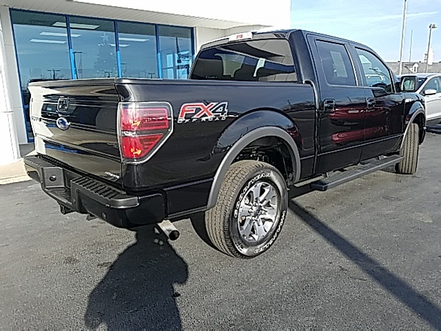 2014 F-150 Super Cab 4x4 Pickup #KG14116P - photo 2