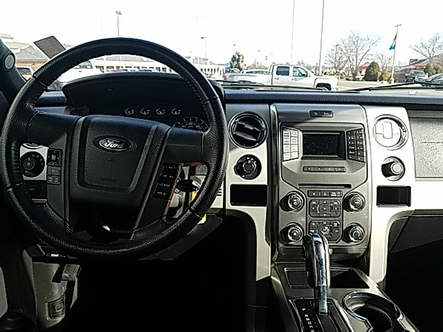 2014 F-150 Super Cab 4x4 Pickup #KG14116P - photo 13