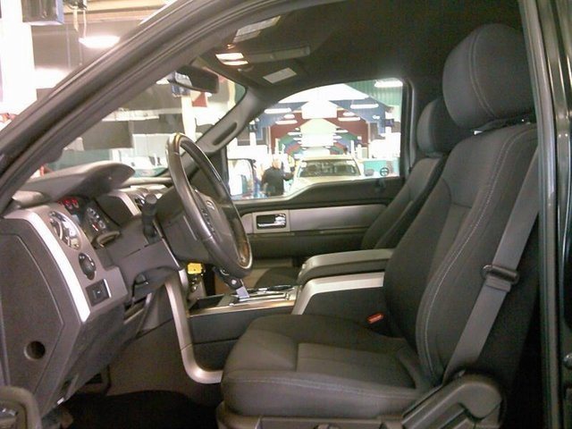 2014 F-150 Super Cab 4x4 Pickup #KG14116P - photo 14