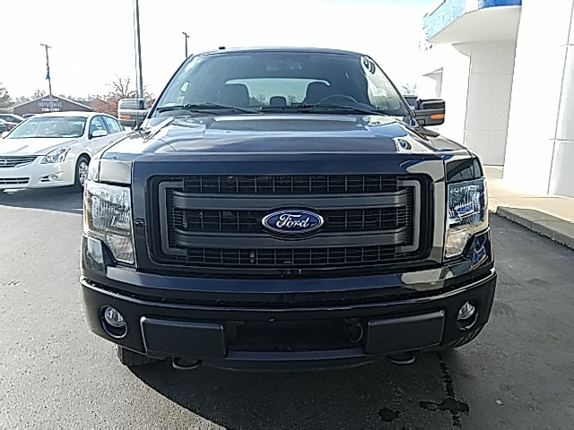 2014 F-150 Super Cab 4x4 Pickup #KG14116P - photo 4