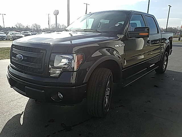 2014 F-150 Super Cab 4x4 Pickup #KG14116P - photo 9