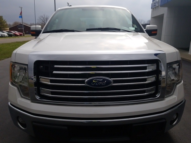 2014 F-150 SuperCrew Cab 4x4,  Pickup #KG27289P - photo 2