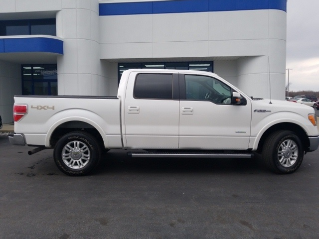 2014 F-150 SuperCrew Cab 4x4, Pickup #KG27289P - photo 13