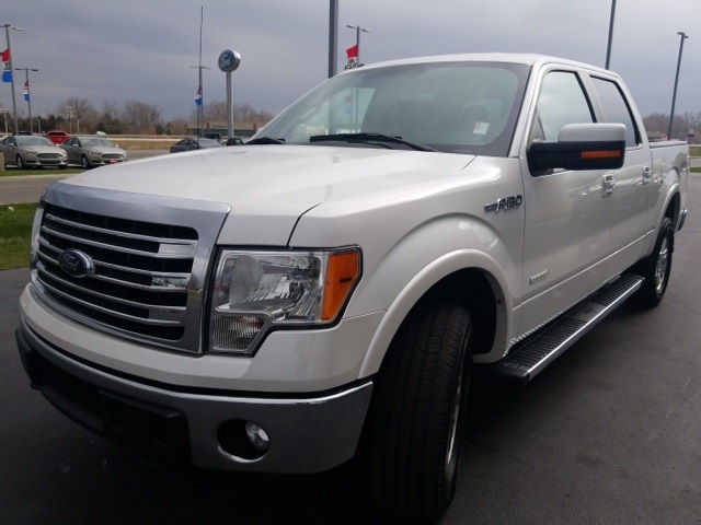 2014 F-150 SuperCrew Cab 4x4, Pickup #KG27289P - photo 8
