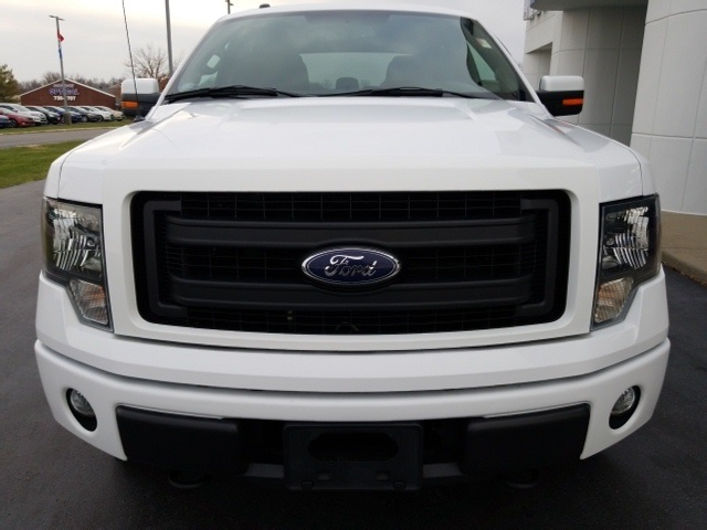 2014 F-150 Super Cab 4x4 Pickup #KG37222P - photo 10