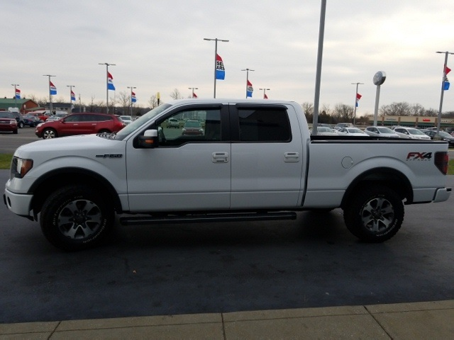 2014 F-150 Super Cab 4x4 Pickup #KG37222P - photo 13