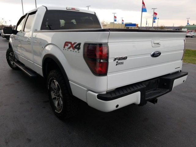 2014 F-150 Super Cab 4x4 Pickup #KG37222P - photo 7