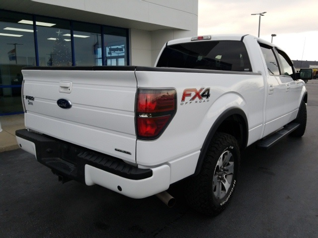 2014 F-150 Super Cab 4x4 Pickup #KG37222P - photo 2