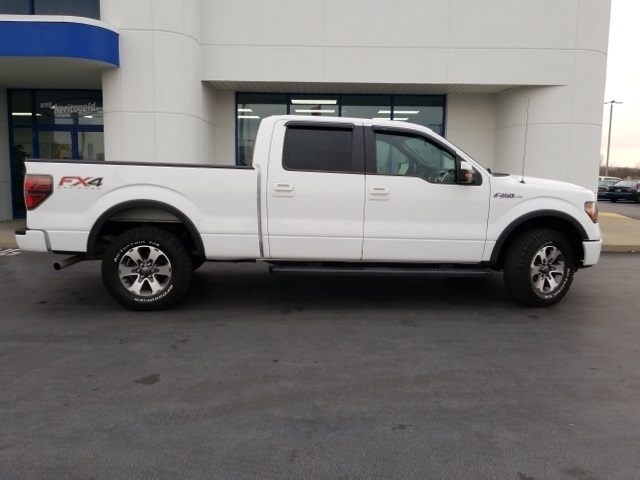 2014 F-150 Super Cab 4x4 Pickup #KG37222P - photo 22