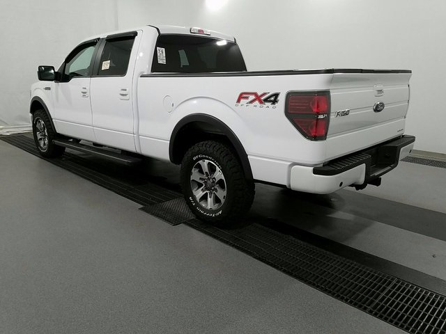2014 F-150 Super Cab 4x4 Pickup #KG37222P - photo 5
