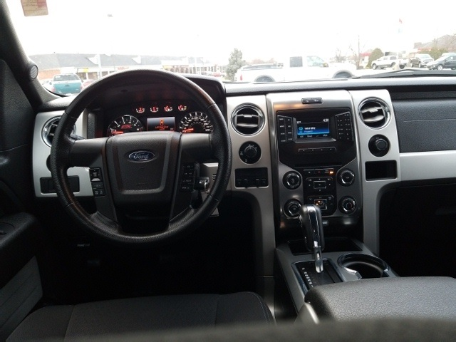 2014 F-150 Super Cab 4x4 Pickup #KG37222P - photo 4