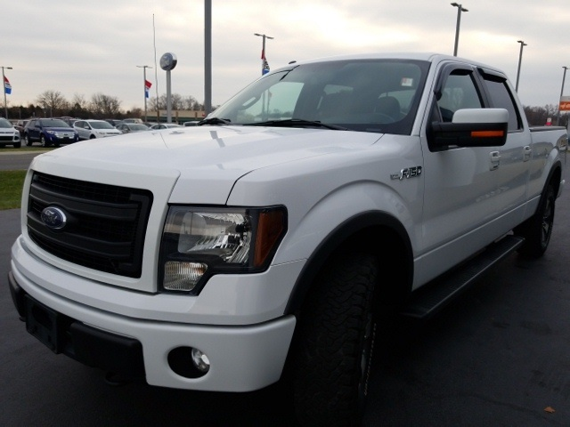 2014 F-150 Super Cab 4x4 Pickup #KG37222P - photo 3