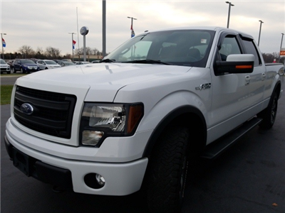 2014 F-150 Super Cab 4x4, Pickup #KG37222P - photo 3
