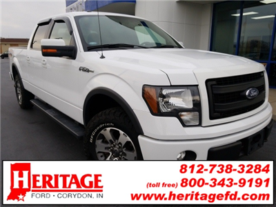 2014 F-150 Super Cab 4x4, Pickup #KG37222P - photo 1
