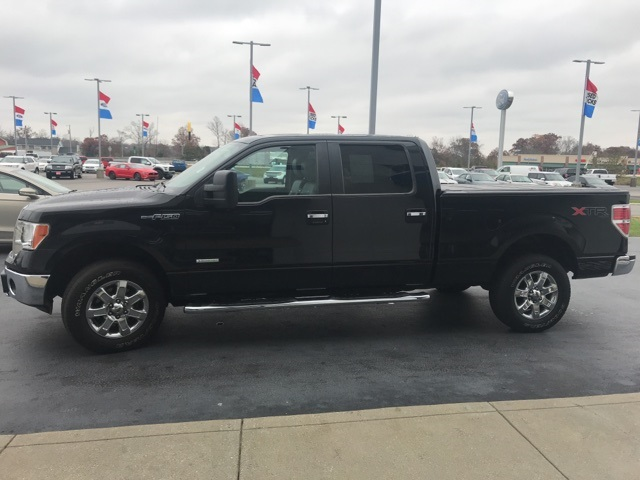2014 F-150 Super Cab 4x4 Pickup #KG37959P - photo 7