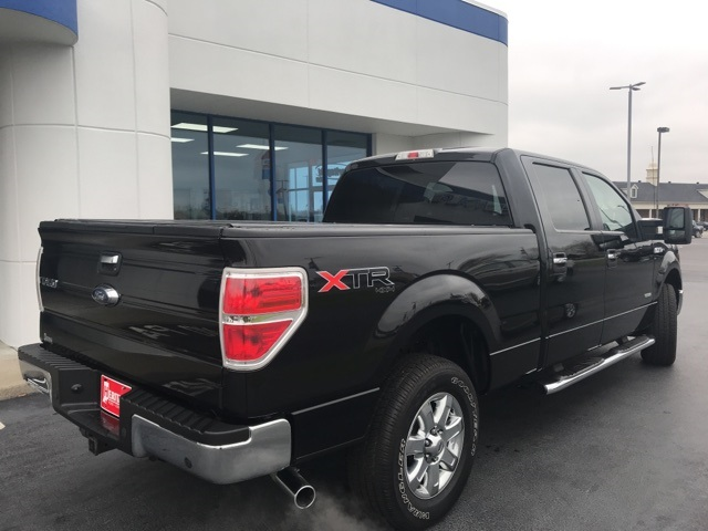 2014 F-150 Super Cab 4x4 Pickup #KG37959P - photo 2