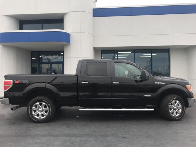 2014 F-150 Super Cab 4x4 Pickup #KG37959P - photo 13