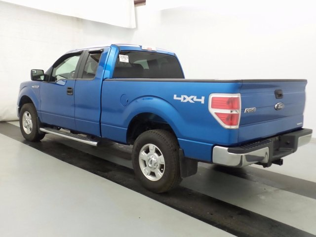 2014 F-150 Super Cab 4x4, Pickup #KG38145A - photo 2