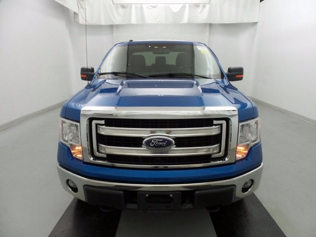 2014 F-150 Super Cab 4x4, Pickup #KG38145A - photo 3